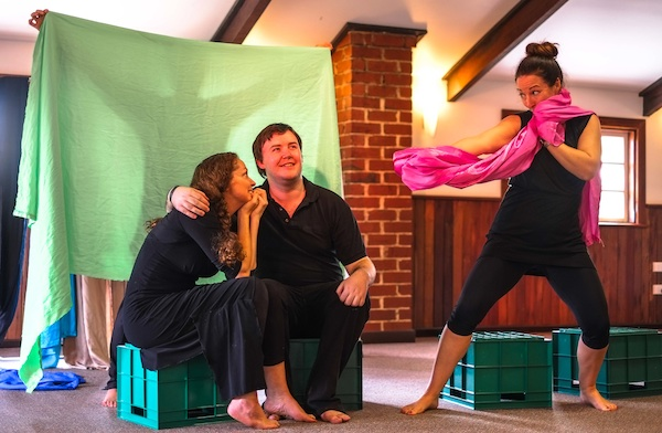 Theatre – Playback Theatre – Fairbridge Festival 2015 by Adam Green